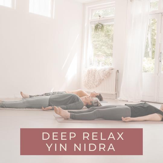Deep Relax Yin Nidra